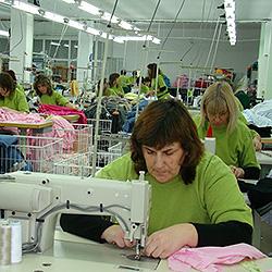 Производство на мъжки, дамски и детски пижами от трикотаж